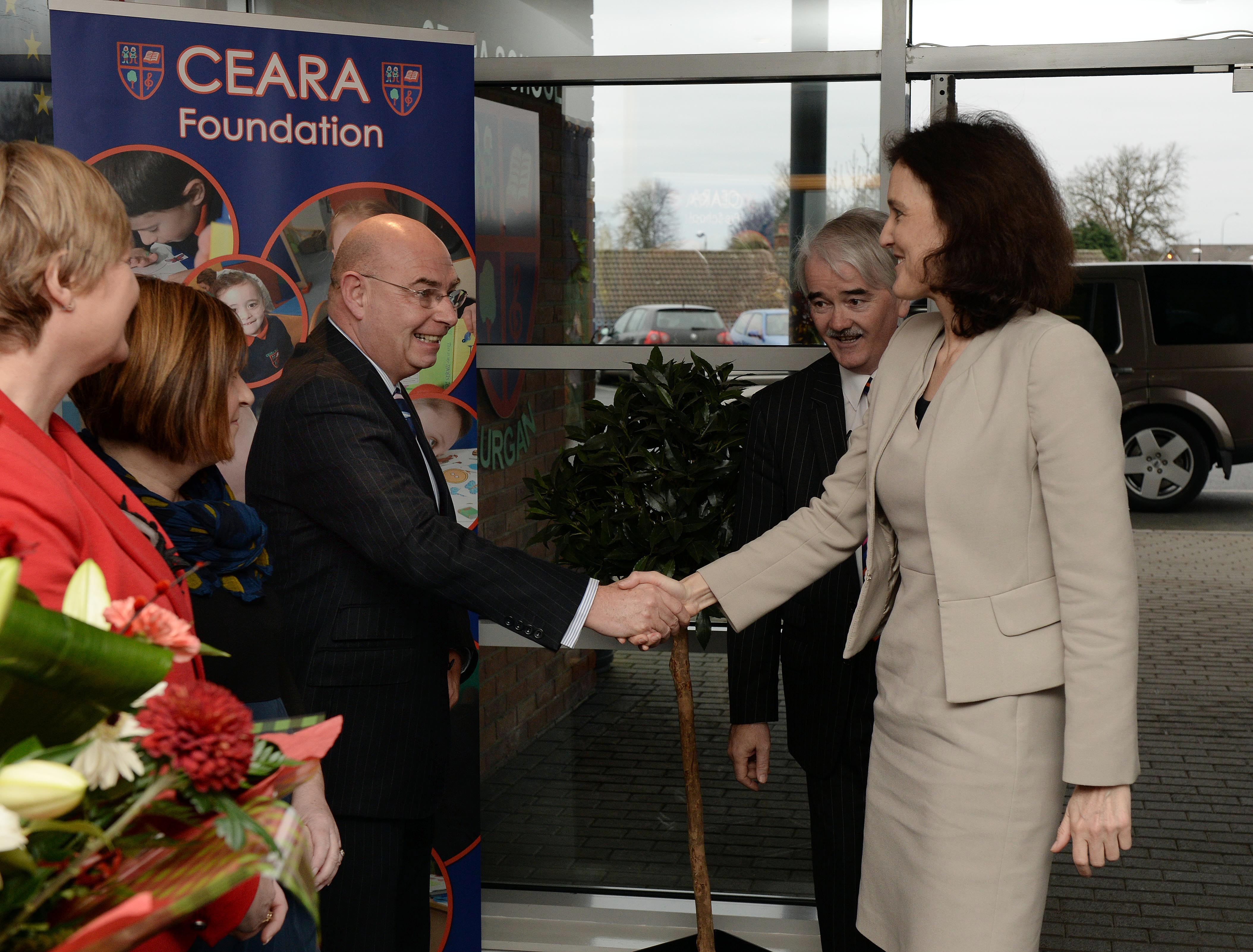 Sec of State visits Ceara Special School PMAKER 6