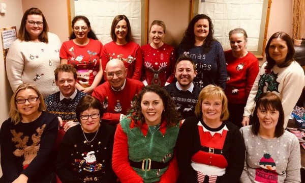 Christmas jumper day3